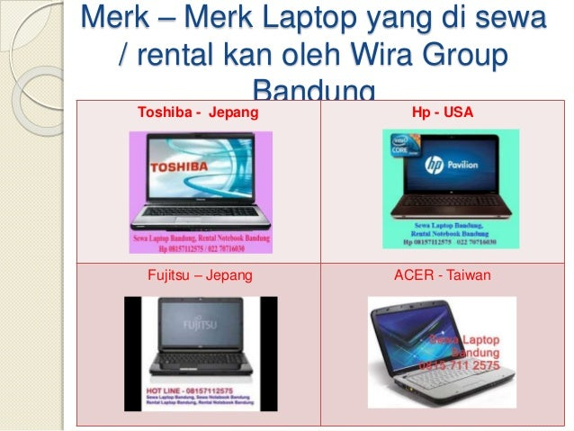Hp 08157112575, Sewa Laptop Bandung, Rental Laptop Bandung