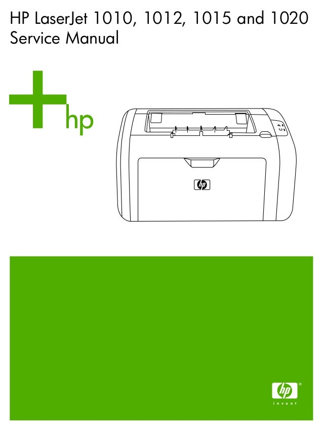 hp 201020 20 manual 20de 20servicio rh slideshare net hp laser printer 1012 manual hp laserjet 1012 manual pdf