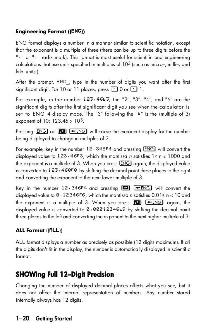 hp33s calculator user guide rh slideshare net casio scientific calculator user guide hp 10s scientific calculator user guide