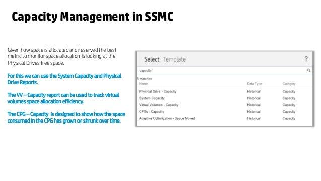 HP 3PAR SSMC 2 1