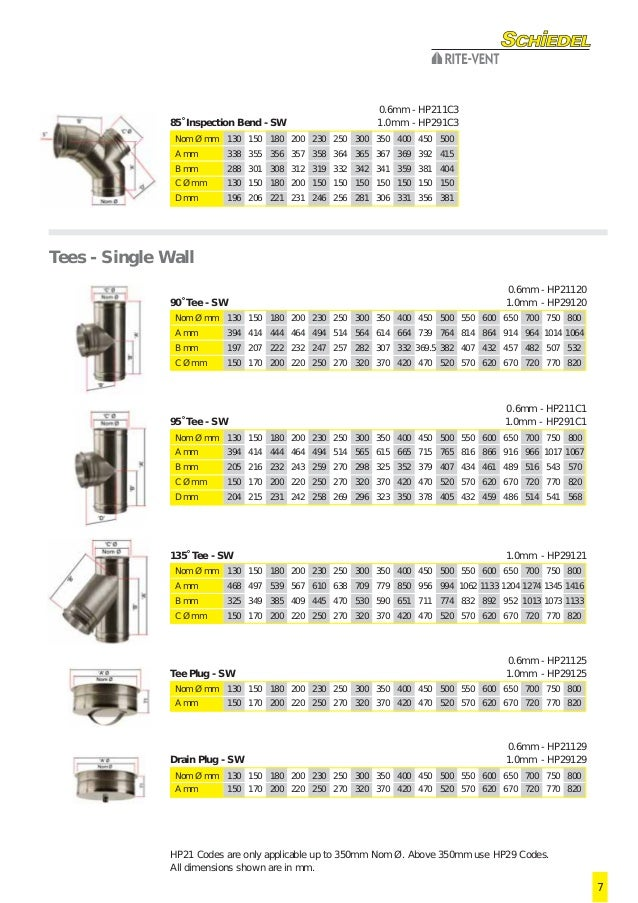 Commercial HP 5000 Chimney Systems (UK)