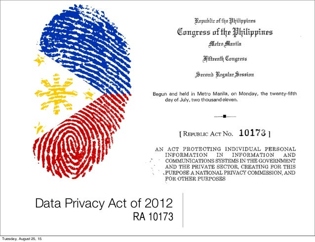 Intellectual Property Rights Act Of The Philippines