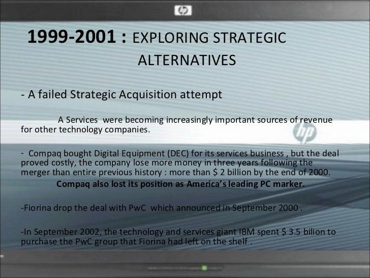 Marketing Strategy of Compaq Computer Corporation
