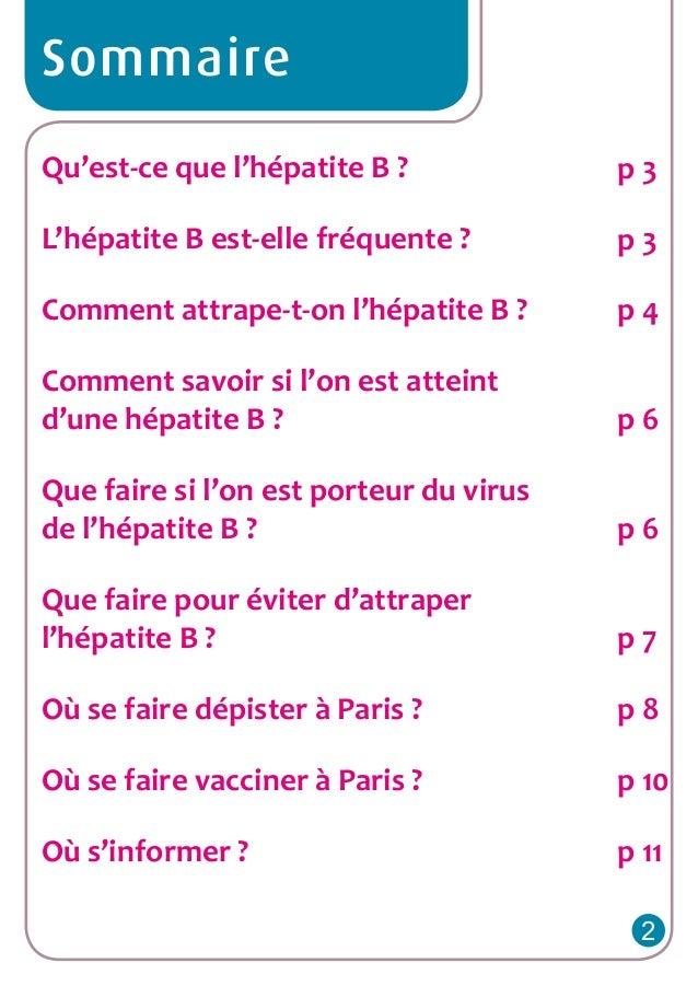 Hépatite b français Slide 2