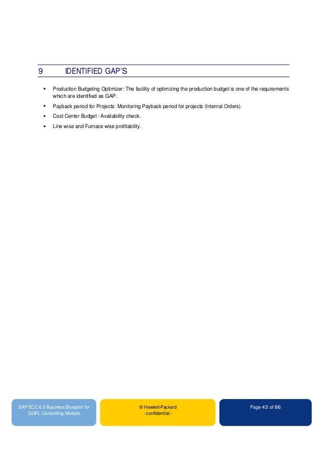 Hp blue print 43 sap ecc 60 business blueprint malvernweather Images