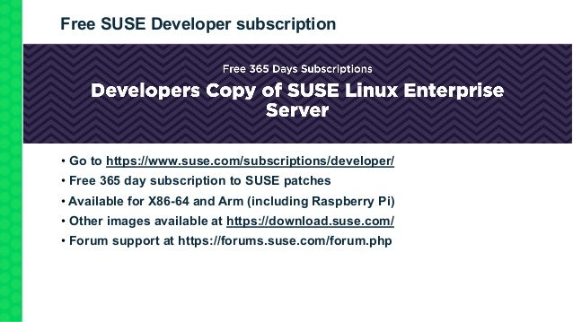 It just keeps getting better - SUSE enablement for Arm