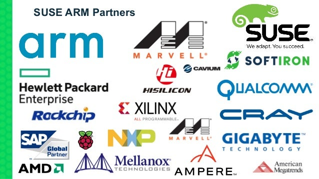 SUSE ARM Partners