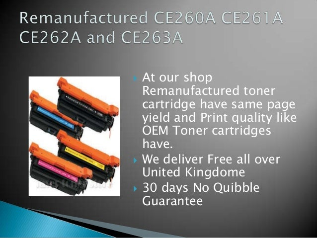 Replacing HP CE262A Yellow Laser Toner Cartridge in HP Color LaserJe…