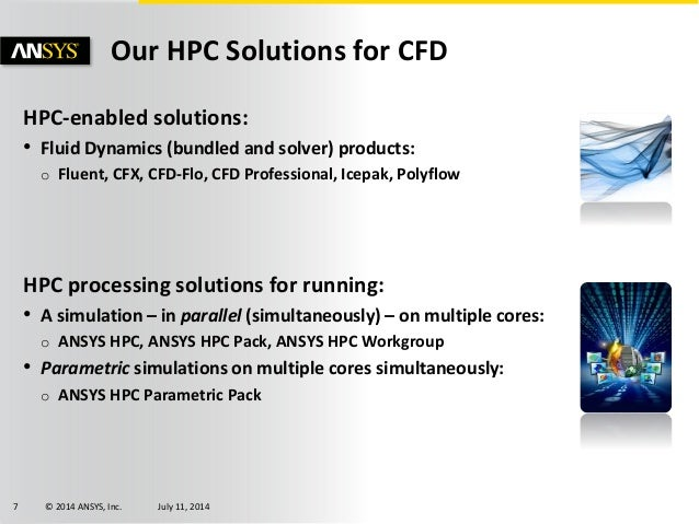 HPC Parallel Computing for CFD - Customer Examples (2 of 4)
