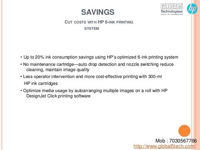 HP DesignJet Z 2600 Printer | Global5Tech