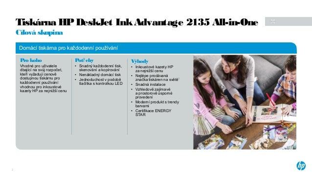 HP DeskJet Ink Advantage 2135 Slide 2