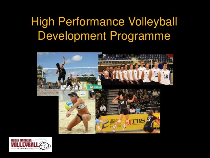 High Performance Volleyball Development Programme<br />