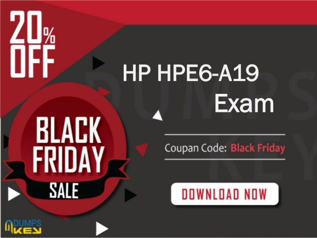 GET ORACLE 1Z0-062 EXAM DUMPS FOR GUARANTEED SUCCESS HP HPE6-A19 Exam
