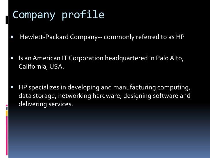 Human Resources at Hewlett-Packard Harvard Case Solution & Analysis