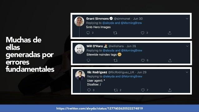 Los Errores SEO Más Comunes y Cómo Evitarlos Slide 3