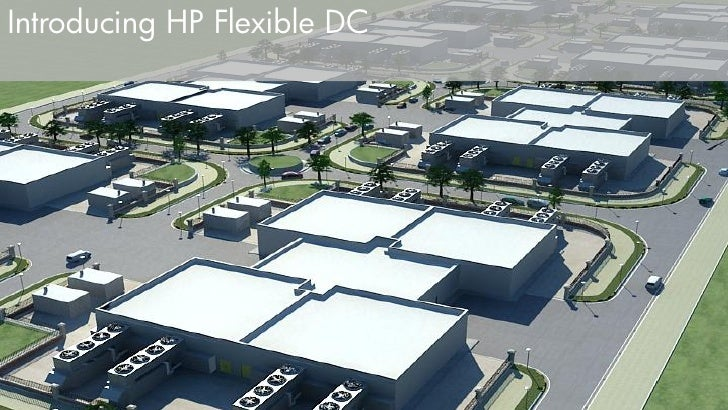 Introducing HP Flexible DC      1   ©2009 HP Confidential