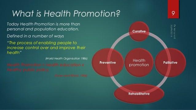 Health promotion study nzz