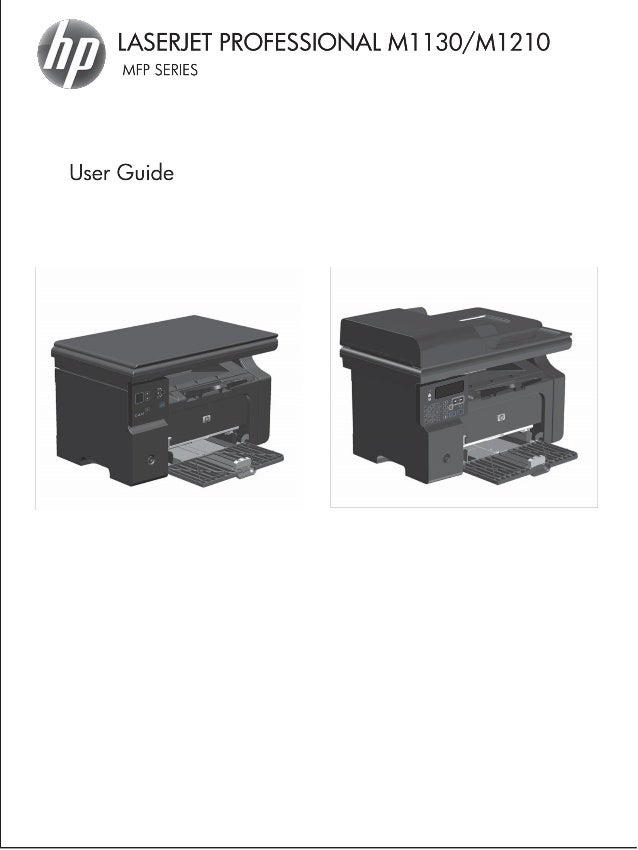 Hp laser jet m1212nf mfp Driver Download and User Guide