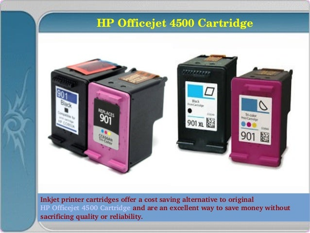 HP Officejet 4500 Cartridge