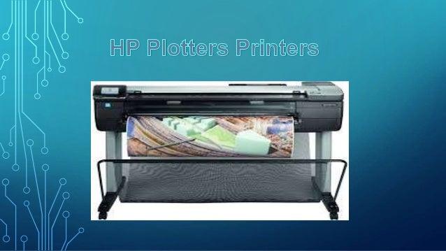 Hp Plotters Printers