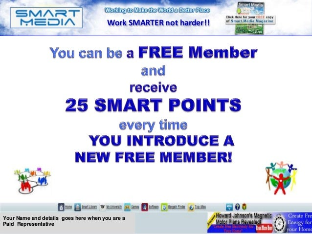 Get Paid By Working Smart!