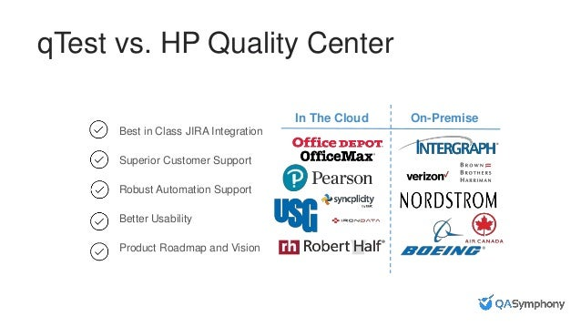 Making the Switch from HP Quality Center to qTest