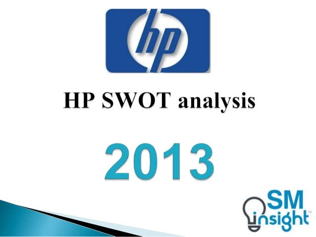 HP SWOT Analysis / Matrix