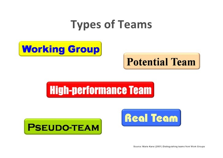 Types of Teams     This is the property of Project Management Institute and may not be reproduced or disseminated without ...