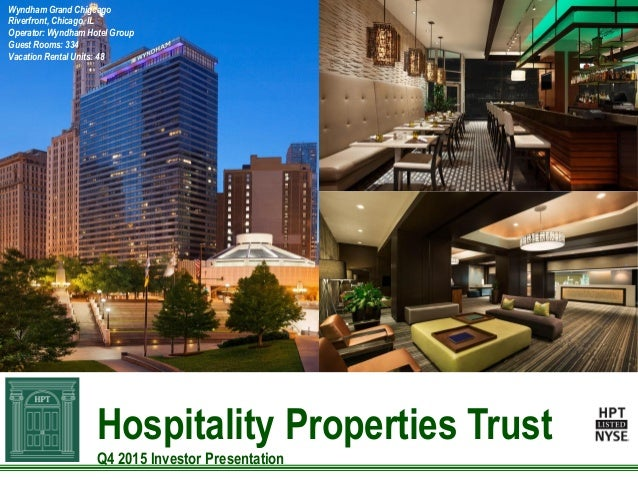 Hospitality Properties Trust - Investor Presentation