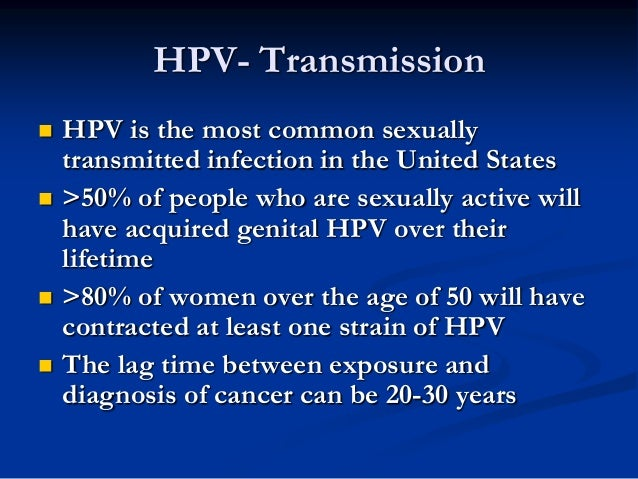 information for the patient on human papilloma virus (hpv) and head a…, Human Body