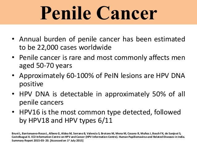 how common is penile cancer