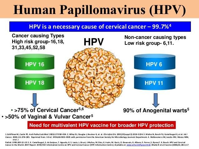 Cervical Cancer Significance Of Hpv 16 18: HPV Diseases More Than Cervical Cancer, Dr. Sharda Jain