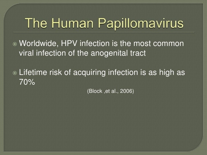 Hpv Educational Presentation Slide 3