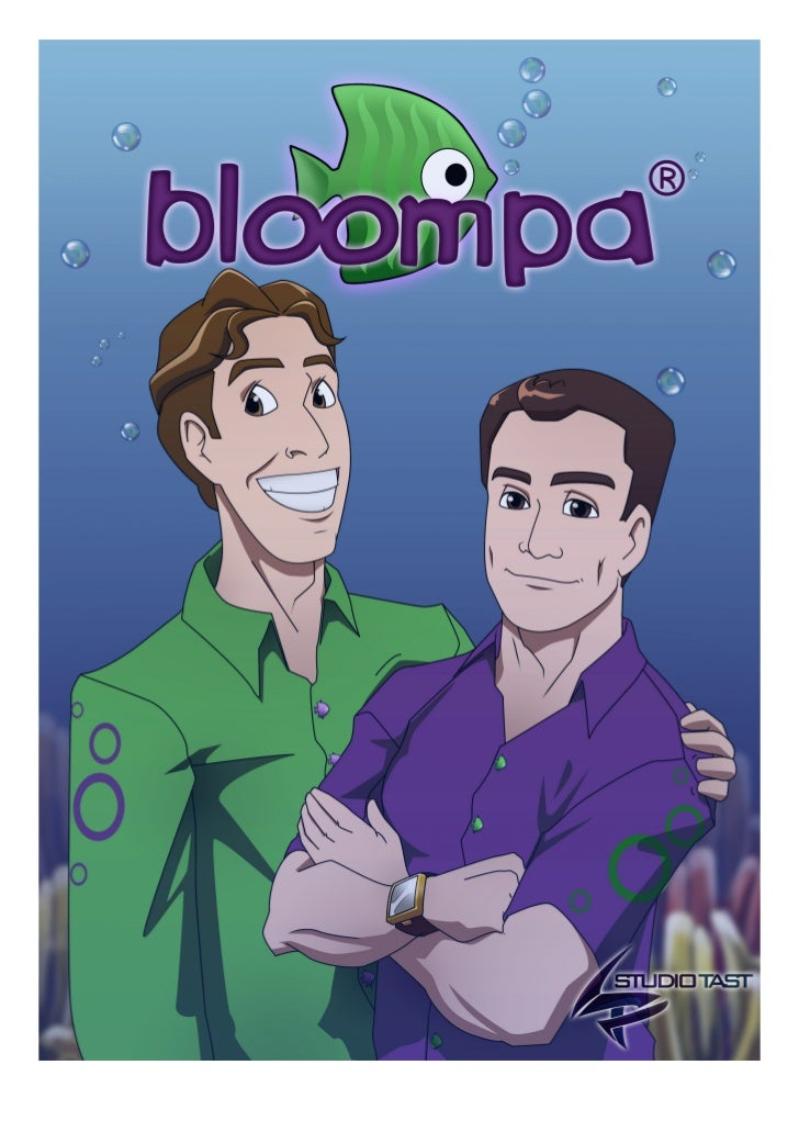 Hq Bloompa - O começo