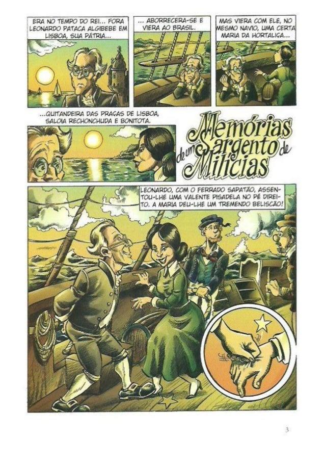 livro memorias de um sargento de milicias em pdf
