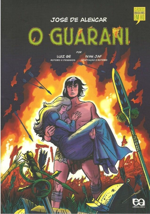 O guarani, de José de Alencar - HQ