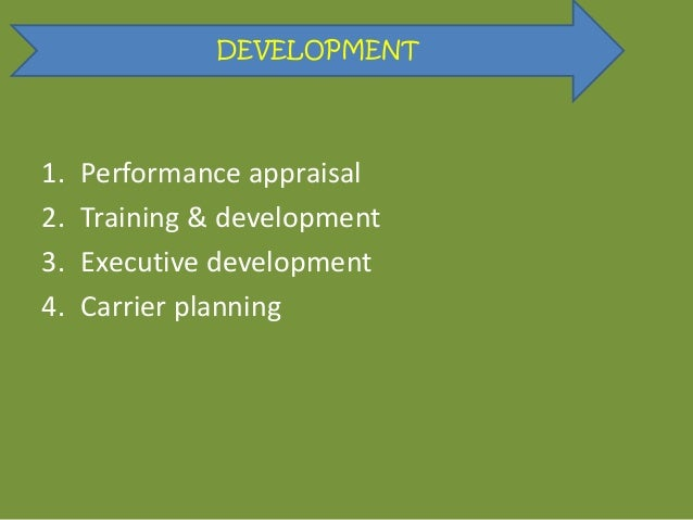hrm 531 carrier development plan This section must cover each of the points discussed within the career development plan iii—performance and career management assignment, completed week four, and the career development plan iv—compensation assignment, completed week five.