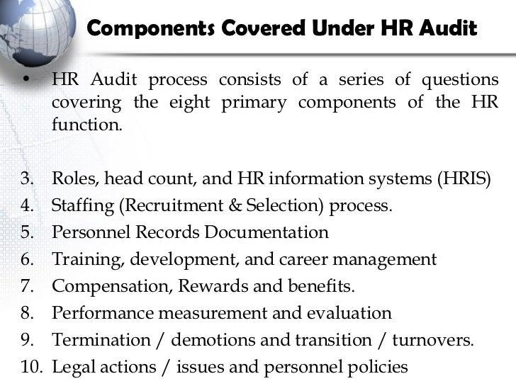 HR Audit Report