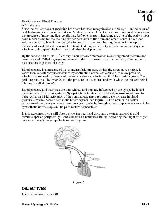 ComputerHeart Rate and Blood Pressureas Vital Signs                                                                       ...