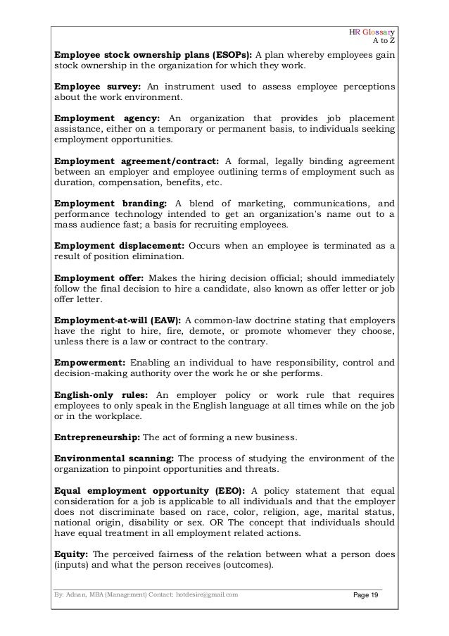Hr Agreement. Service Level Agreement Templates Free Word Pdf ...
