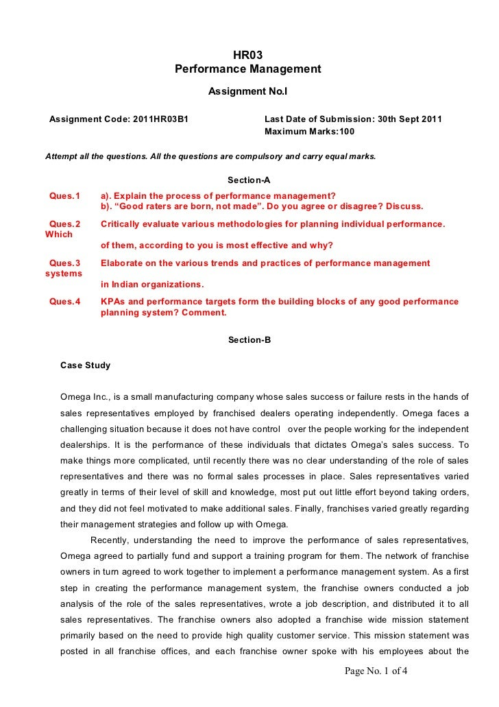 Hr03   performance management