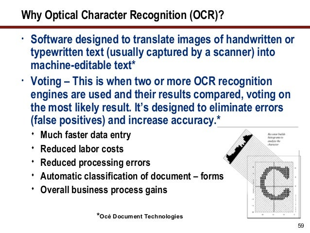 Best options for ocr scanning old typewritten documents