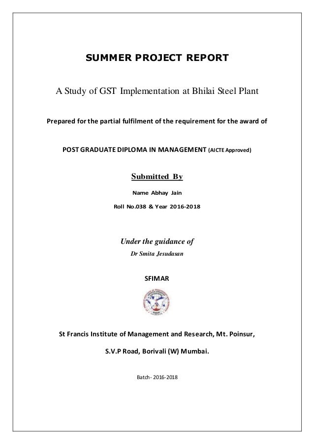 case study of bhilai steel plant The sample nature of the organization bhilai steel plant research design tools used scoring procedures research procedure the study was restricted to bhilai steel plant, bhilai, dist durg chhattisgarh the sample for the present however, in the case of customers delight – in services intervention, the entire.
