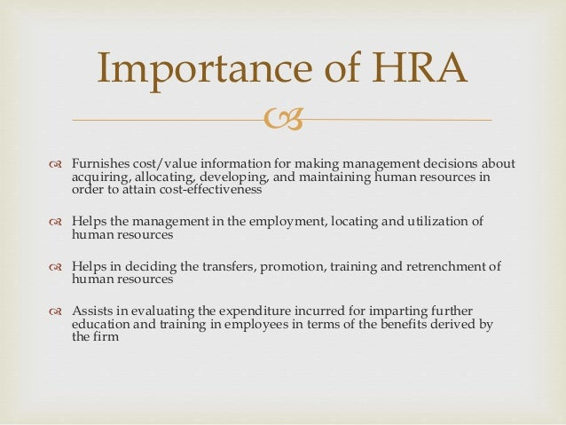   Management tool designed to assist senior management in understanding the long term cost and benefit implications of t...