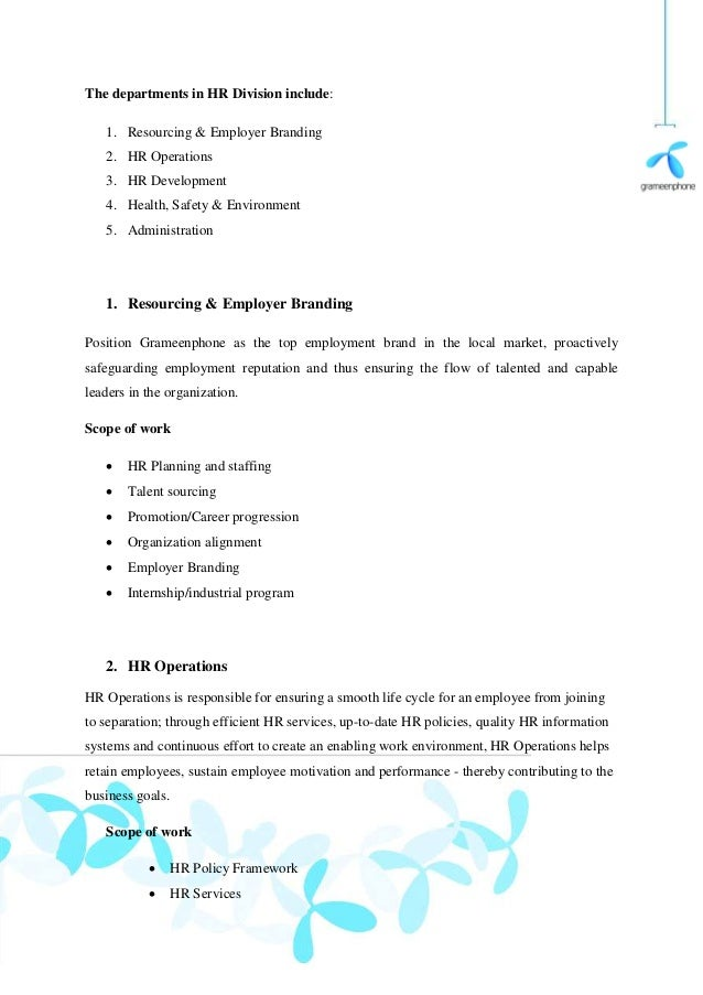 """hr report on telenor Cdre® shahid nawaz si (m) subject: human resource management project  report """"hr concept and setup in telenor"""" team members abdullah atif asif."""