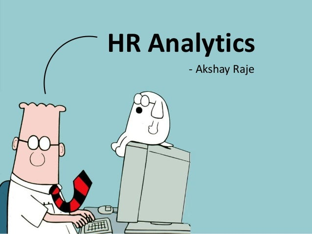 HR Analytics - Akshay Raje