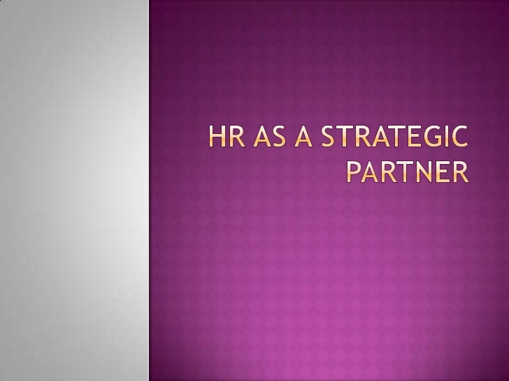  AsHR professionals continue to work to be value-added strategic associates to the business leaders they support, there a...