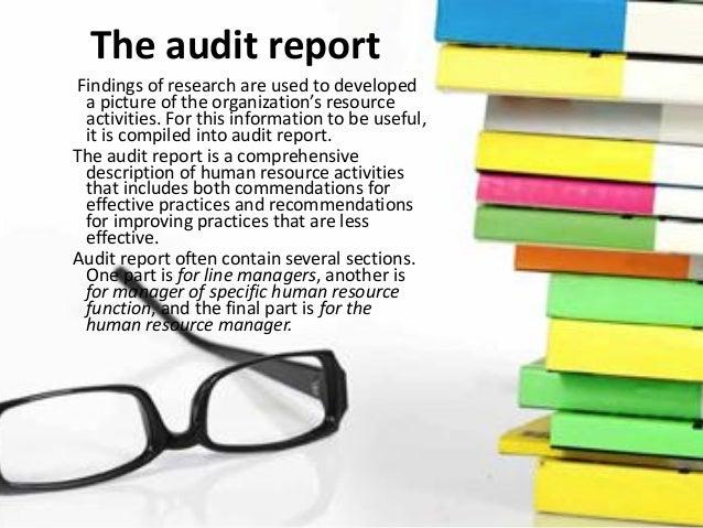 hr audit report Hr audit report example osfi-bsifgcca details file format pdf size: 101 kb download professional hr report sample hr report - 9+ documents in word, pdf.