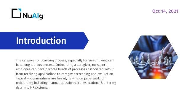 Hr automation leveraging automation for caregiver onboarding Slide 2