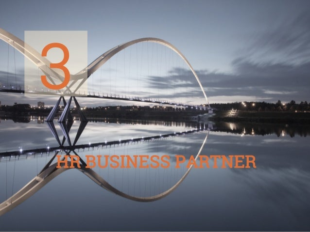 3 HR BUSINESS PARTNER